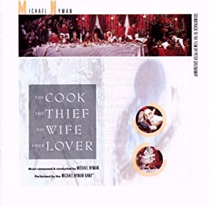 The Cook, The Thief, His Wife & Her Lover (1989 Film)