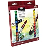 Royal & Langnickel Watercolor Artist Tube Paint, 12ml, 24-Pack