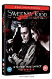 Sweeney Todd - The Demon Barber of Fleet Street [2 Disc] [DVD] [2007]