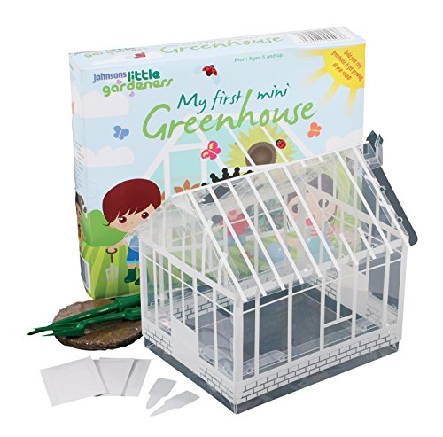 Johnsons-21801-Little-Gardeners-My-First-Mini-Greenhouse-Multi-Colour