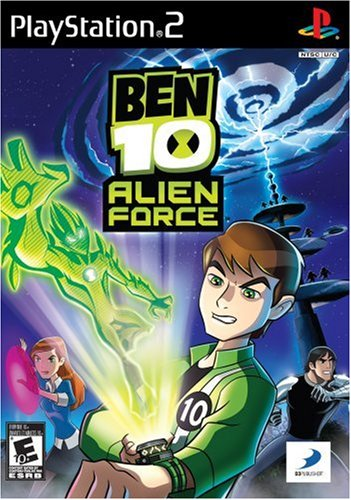 Ben 10 Alien Force - Playstation 2