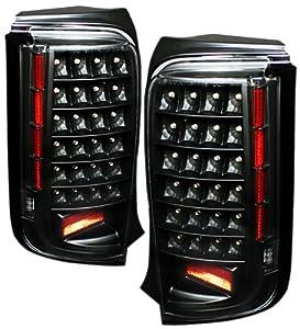 Spyder Auto ALT-ON-TSXB08-LED-BK Scion XB Black LED Tail Light from Spyder Auto