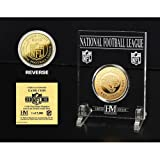 Highland Mint NFL Jacksonville Jaguars Jacksonville Jaguars 24KT Gold Game Coin at Amazon.com