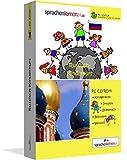 Russisch-Kindersprachkurs von Sprachenlernen24: Kindgerecht bebildert und vertont für ein spielerisches