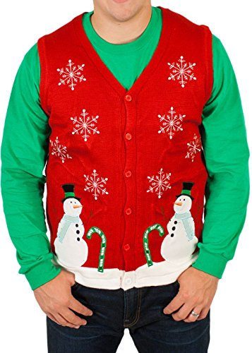 Ugly Christmas Sweater Lighted