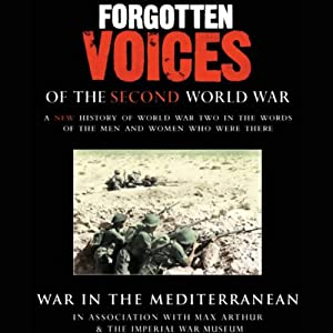 War in the Mediterranean Audiobook