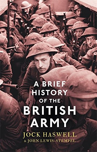 a-brief-history-of-the-british-army-brief-histories-paperback