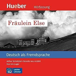 Fräulein Else Audiobook