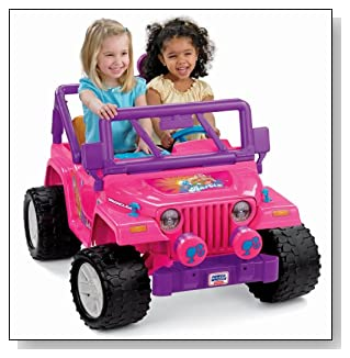 power wheels jeep for kids to ride
