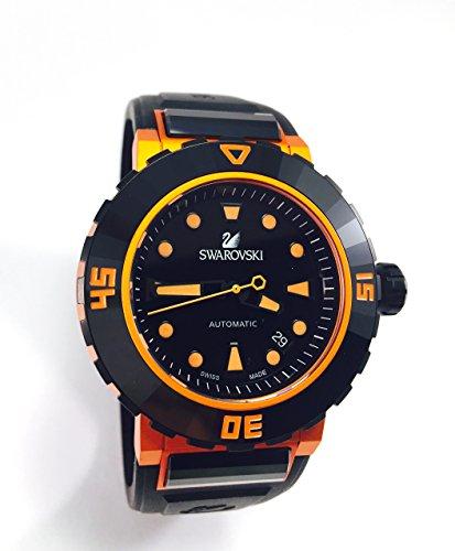 Orologio SWAROVSKI Octea Abyssal Arancione uomini orologio subacqueo 1124149