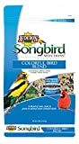 Songbird Selections 1025108 Colorful Bird Seed Blend Wild Bird Food Bag, 8-Pound