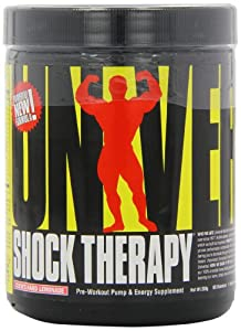 Universal Nutrition Shock Therapy, Clyde's Hard Lemonade, 200 Grams