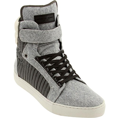 Android Homme Men's Propulsion High 1.5 (white moon explorer)-13.0