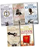 Conn Iggulden Emperor Series, 5 Books Collection Pack Set RRP: 40.95 (The Go...