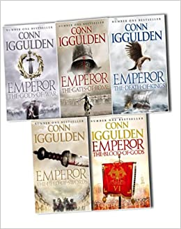 Conn iggulden books in chronological order