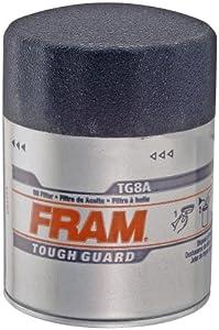 Fram TG8A Tough Guard Passenger Car Spin-On Oil Filter