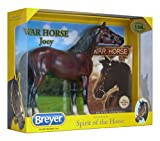 Toy - Breyer B1489 Traditional 1:9 Scale War Horse Joey Limited Edition Horse