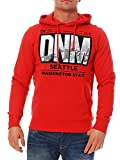 Tom Tailor seattle hoody 2516180 0012 rot
