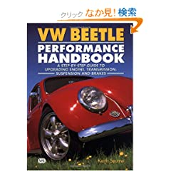 Vw Beetle: Performance Handbook (Motorbooks Workshop)