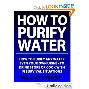 Free Kindle Resource: How To Purify Water