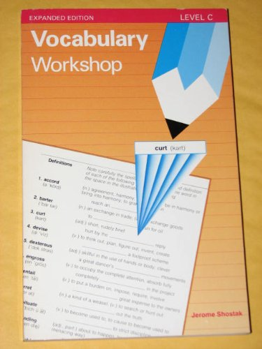 Vocabulary Workshop (Expanded edition Level C)