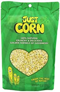 Just Tomatoes Just Corn, 8-Ounce Large Pouch (Pack of 3)