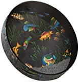 "Remo 12"" Ocean Drum, Fish Design Head"