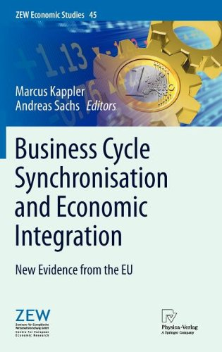 Business Cycle Synchronisation and Economic Integration: New Evidence from the EU (ZEW Economic Studies)