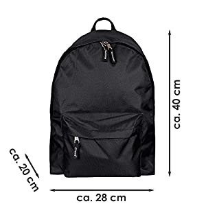 Backpack Expertin Wallpaper Black by multifanshop