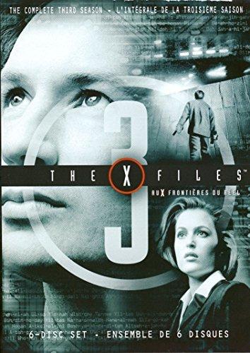 DVD : The X-Files: Season 3 [+Peso($36.00 c/100gr)] (US.AZ.16.8-0-B001OD4S1O.941)