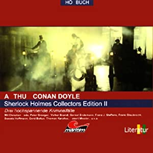 Sherlock Holmes Collectors Edition II Hörspiel