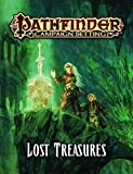 img - for Pathfinder Campaign Setting: Lost Treasures book / textbook / text book