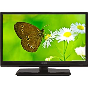 Seiki SE24FY10 24-Inch 1080p 60Hz LED HDTV (Black)