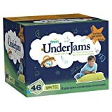 Pampers UnderJams Boys (S/M)Big Pack 46 Count