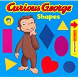 Curious George Shapes (CGTV Pull Tab Board Book)