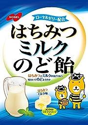 110gx6 or throat candy of Nobel honey milk