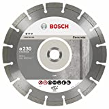 Professional for Concrete Diamond blade 115mm with a bore/ reduction ring size of 22,23
