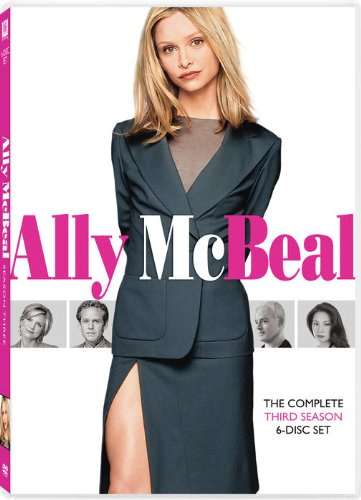 Ally Mcbeal: Season 3 [DVD] [Region 1] [US Import]
