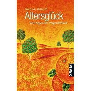 eBook Cover für  Altersgl xFC ck Vom Segen der Vergesslichkeit