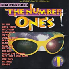 The Number One's: Eighties Rock