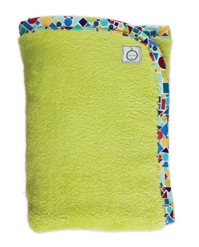 C.R. Gibson Iota Baby Blankie, Oh Boy (Discontinued by Manufacturer)