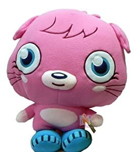 Amazon.com: Moshi Monsters Cuddle Pillow - Poppet: Toys & Games