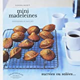 Mini madeleines : Cook'in Box 45 recettes + 40 moules en silicone