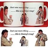 Columbo - Personalised Mug