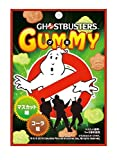GHOSTBUSTERS 2-Flavor Gummy Candy Mix MUSCAT GRAPE & COLA 40g x 10 bags from Japan