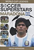 Soccer Superstars: World Cup Heroes - Diego Maradona [DVD]
