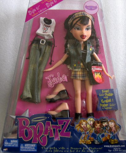 Bratz Style It Jade - Buy Bratz Style It Jade - Purchase Bratz Style It Jade (Bratz, Toys & Games,Categories,Dolls,Playsets,Fashion Doll Playsets)