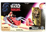 Star Wars Shadows of the Empire Swoop with Swoop Trooper figure