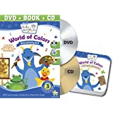 Baby Einstein World of Colors Discovery Kit (Bilingual)