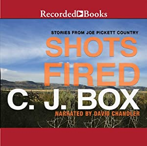 Shots Fired Audiobook